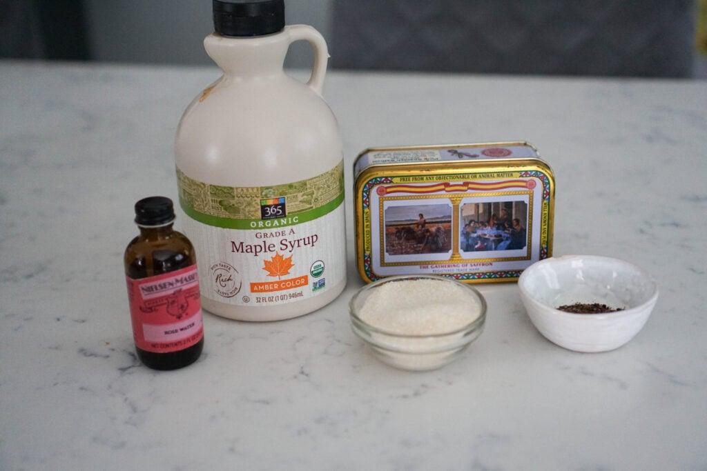 gulab jamun pancakes syrup ingredients