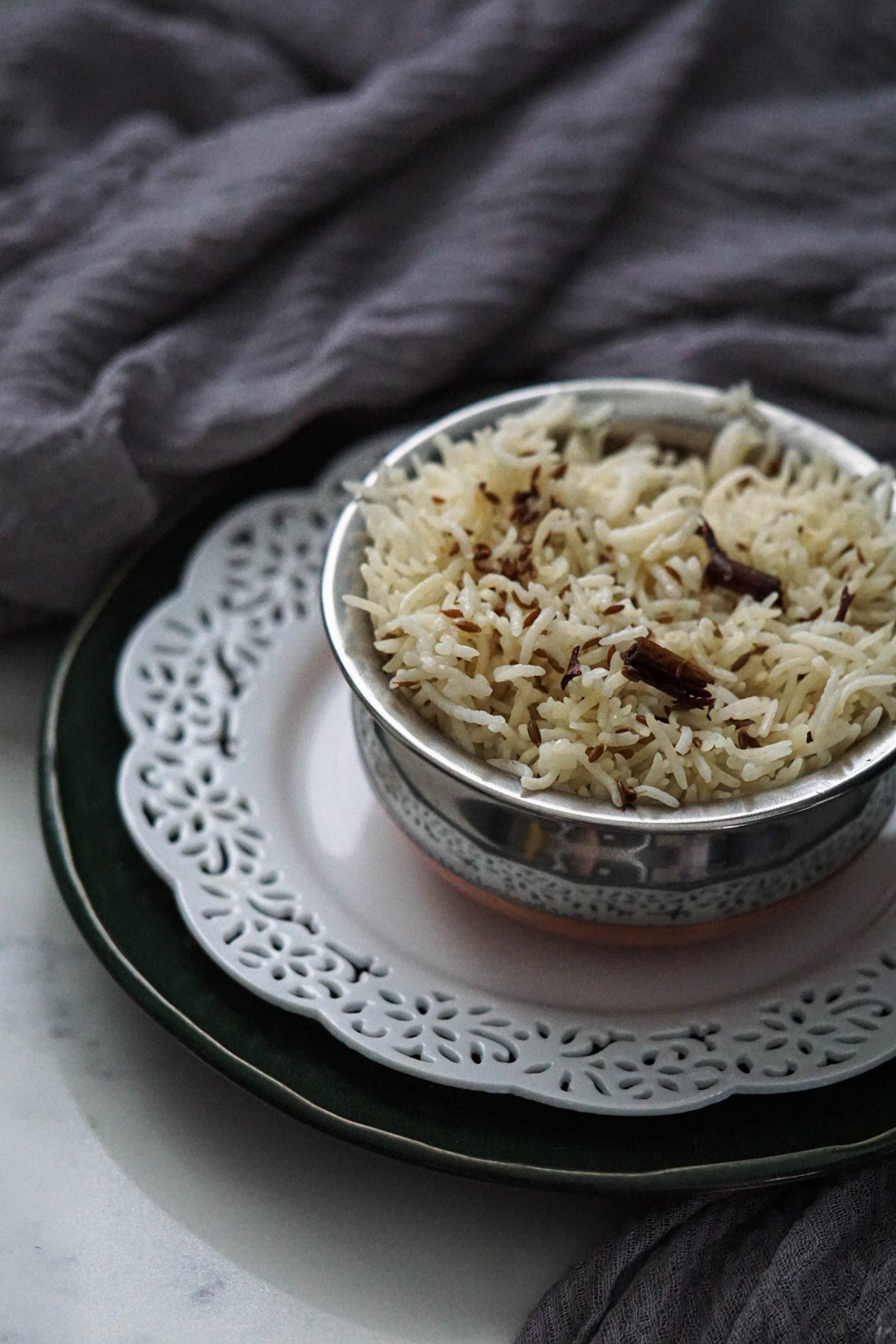 jeera rice cumin rice