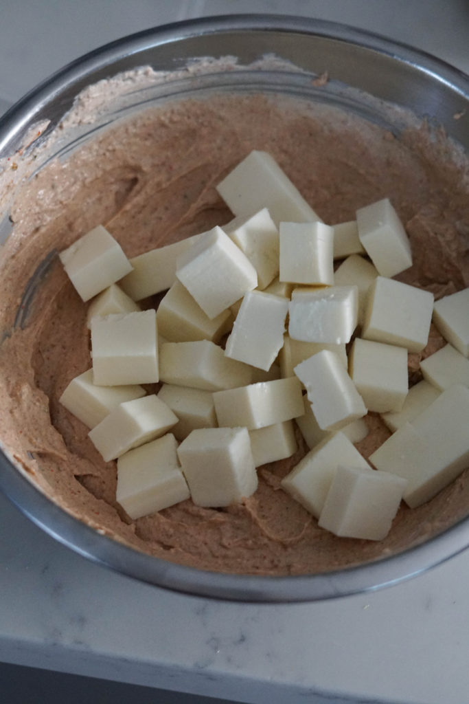 tandoori paneer tikka ingredients