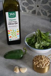 jalapeno pesto ingredients